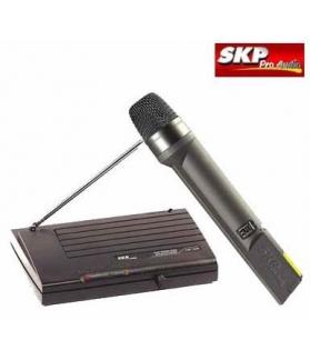 Micrófono Inalámbrico SKP PRO VHF 655