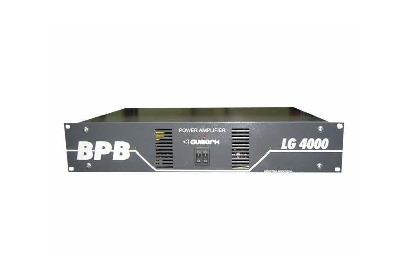 Potencia Gumark BPB 4000 2U