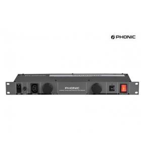 Iluminador de rack Phonic PPC8000E