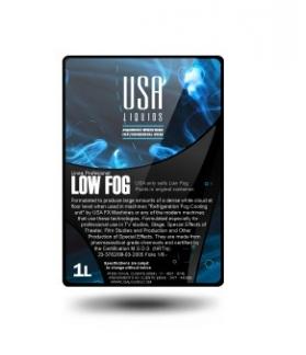 Liquido Para Maquina De Humo Bajo Low Fog USA Por 5 L