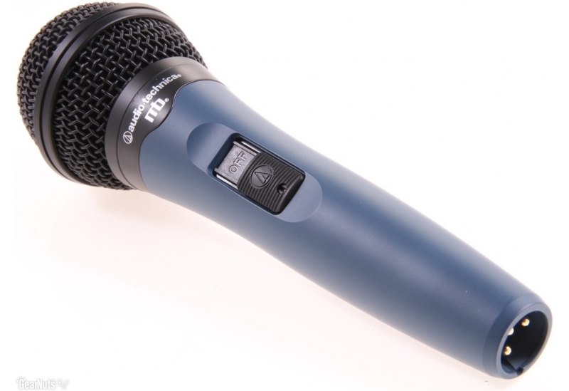 Micr 243 Fono Vocal Dinamico Audio Technica Mb1k Cl