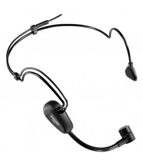 Micrófono Condenser Headset P/ Sist. Inalámbrico Shure PG30TQG