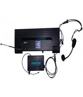 Kit-Micrófono-Inalámbrico-shure-con-receptor-diversity-USADO