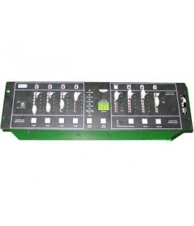Controlador de iluminación GBR SRC-136P