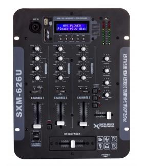 Mixer DJ Sound Xtreme SXM626U
