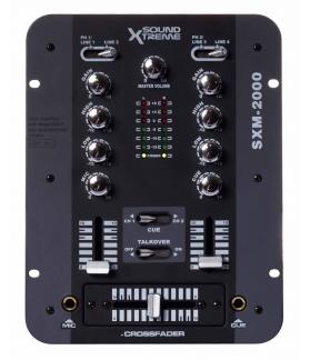 Mixer DJ Sound Xtreme SXM2000