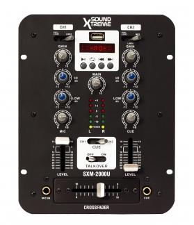Mixer DJ Sound Xtreme SXM2000U