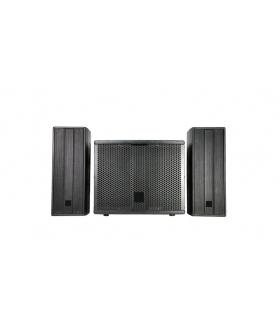 Sistemas auto-amplificados TecShow Fenix 108A System