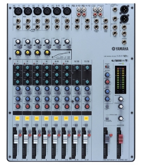 Consola se sonido Yanaha MW12C