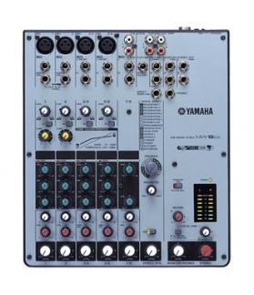 Consola de sonido Yamaha MW 8 CX