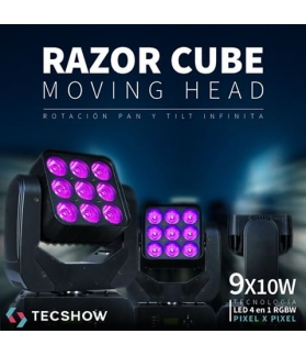 Razor Cube
