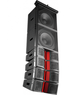 Sistema Line Array AUDIOCENTER K-LA28/K-LA815
