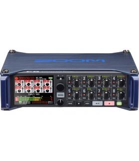 ZOOM F8 grabador y mezcla portatil, produccion y cine