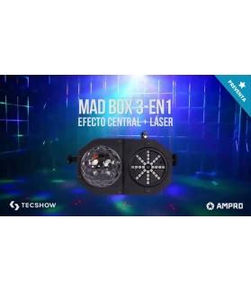 MadBox 3-in1 de Tecshow