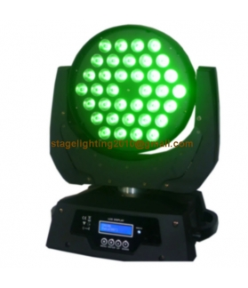 Cabezal movil LED 36x3 w