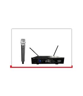Microfono inalambrico de mano UHF NADY-101
