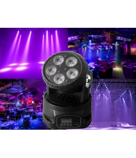 Cabezal movil GBR  Moving LED 61