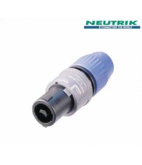 Conector Neutrik Speakon NL-2 FX