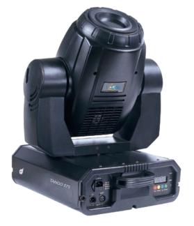 Cabezal movil PLS 575 II