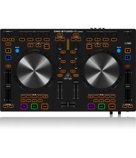 Controlador Behringer CMD Studio 4A