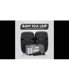Combo Tecshow BAM 10A UHF