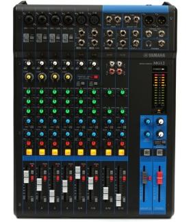 Consola de sonido Yamaha MG 12