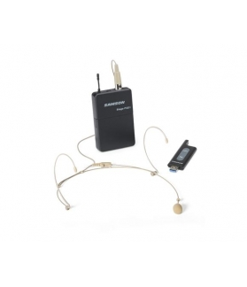 Microfono inalambrico vincha Samson para MAC y PC XPD1