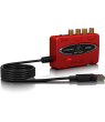 Interface Behringer USB U-CONTROL UCA222 con salida digital