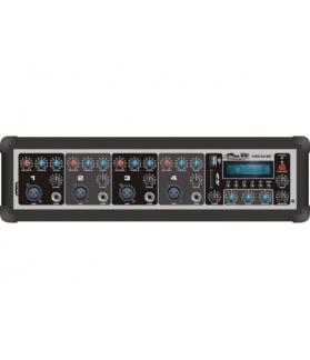 Consola potenciada GBR 4100 MP3 BT