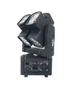 Cabezal doble E-Lighting STORM-X810