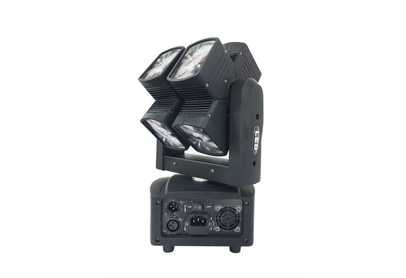 Cabezal doble E-Lighting STORM-X810