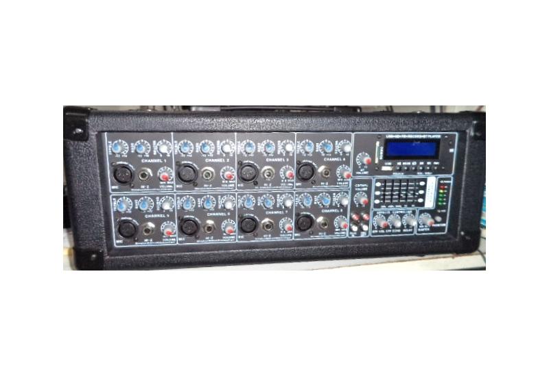 Consola potenciada Sanrai JMP8150