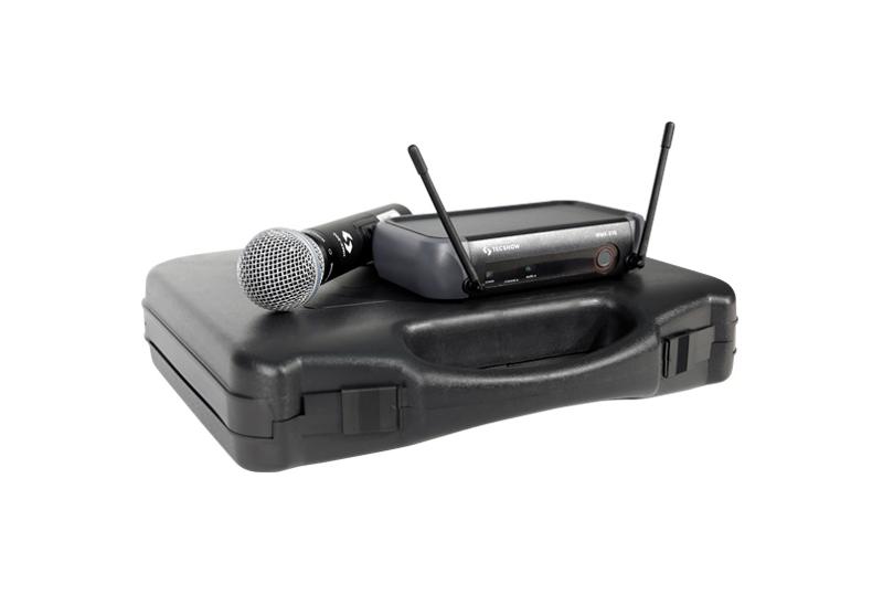 Microfono inalambrico Tecshow UHF VMW-310
