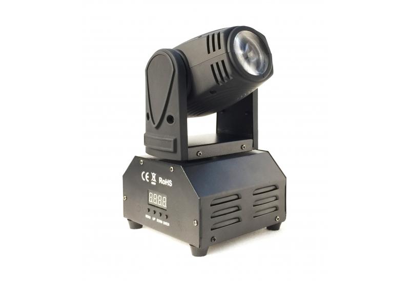Cabezal movil E-Lighting de led BEAMLITE X-110