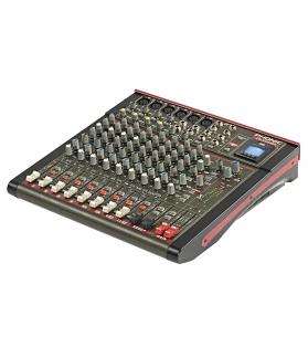Consola de sonido Phonics Celeus600 Bluetooth/FX/EQ/Compresor/USB