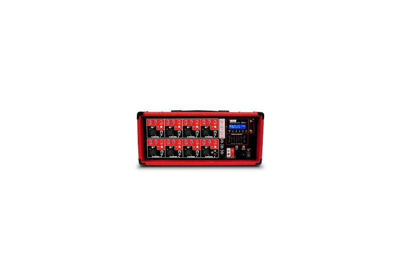 Cabezal Amplificado Novik - Nvk 8500bt - 101db
