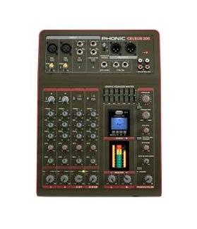 Mixer Phonic SELEUS 200