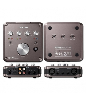 INTERFACE DE AUDIO Tascam us-366usb