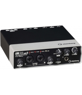 Interface de audio ur22mkii steinberg