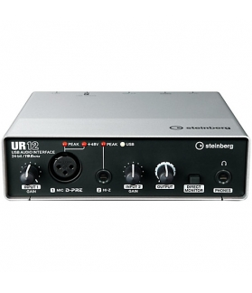 Interfaces de audio ur12
