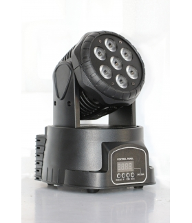 Cabezal MOVIL E-LIGHTING WASHLITE-X708