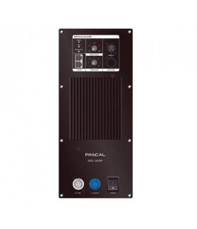 MODULOS DE AMPLIFICACION PASCAL MDL-500P / MDL-530P / MDL-SUB