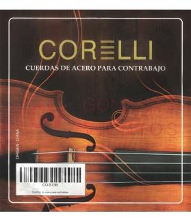 CUERDAS PARA CONTRABAJO CORELLI CO-S13B