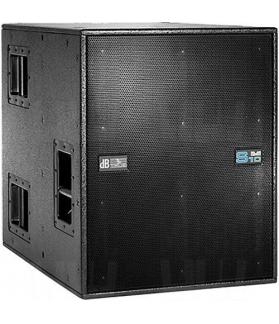 BAFLE SUBWOOFER DB TECHNOLOGIES DVA S10DP