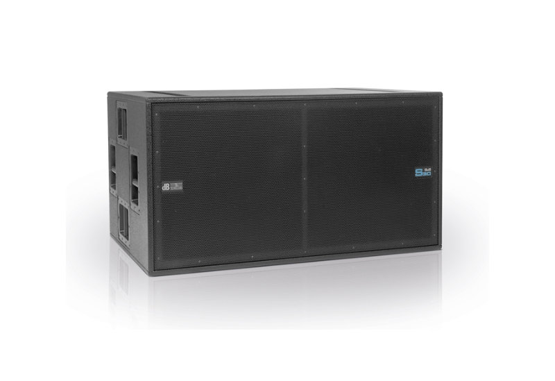 BAFLE SUBWOOFER DB TECHNOLOGIES DVA S30DP