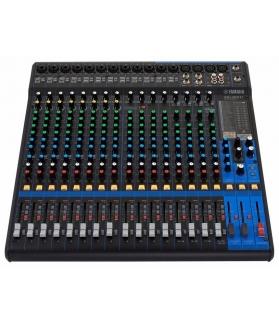 Consola de sonido Yamaha MG20XU