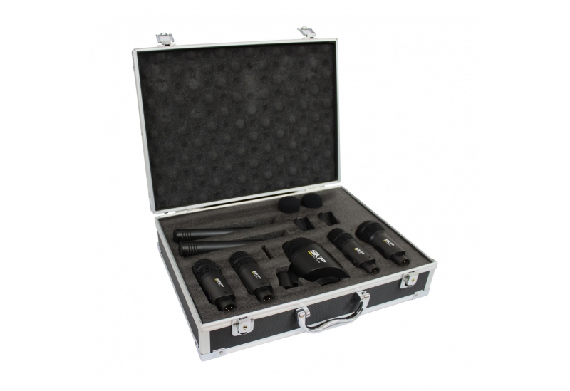 Kit de microfonos para instrumentos SKP DMS7