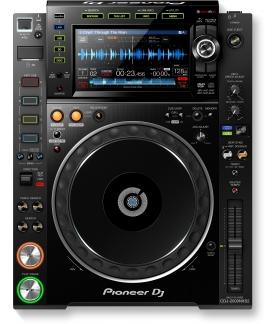 Repductor de CD Pioneer CDJ2000 NXS2