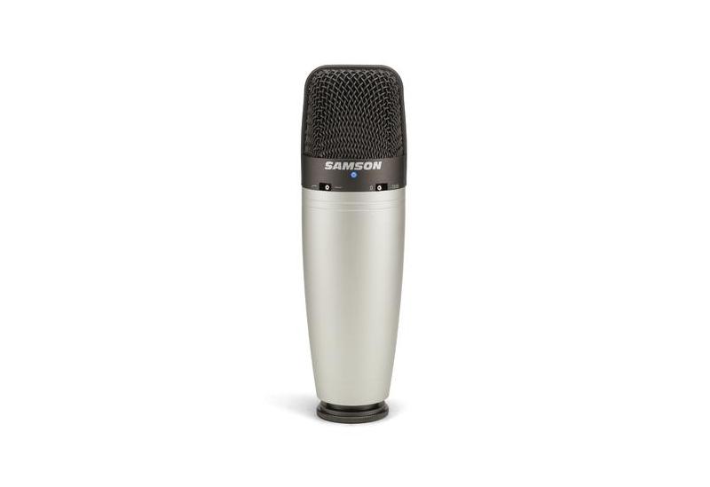 Micròfono para estudio Samson C03