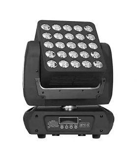 Cabezal movil de LED E-Lighting Megamatrix-2510